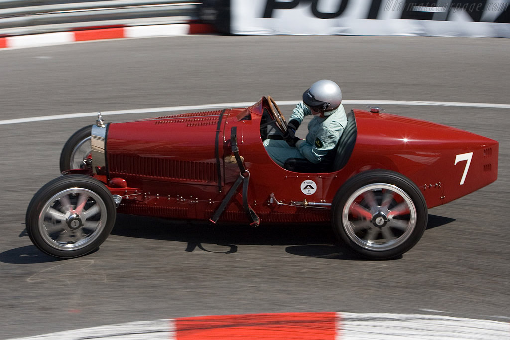 Bugatti Type 35 - Chassis: 4809   - 2008 Monaco Historic Grand Prix
