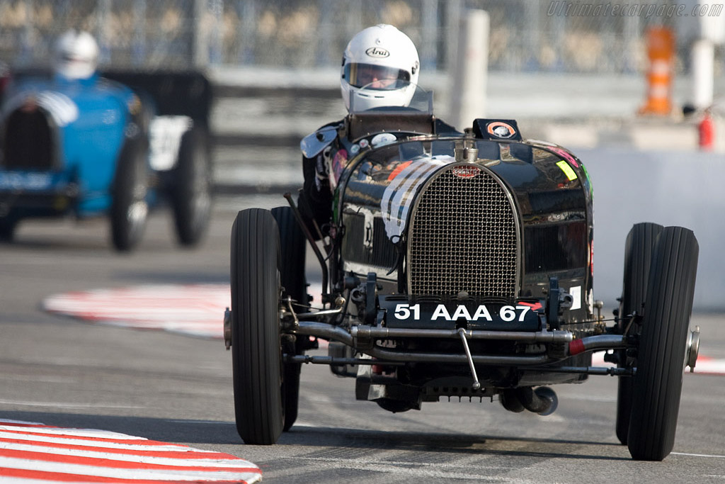 Bugatti Type 35/51    - 2008 Monaco Historic Grand Prix