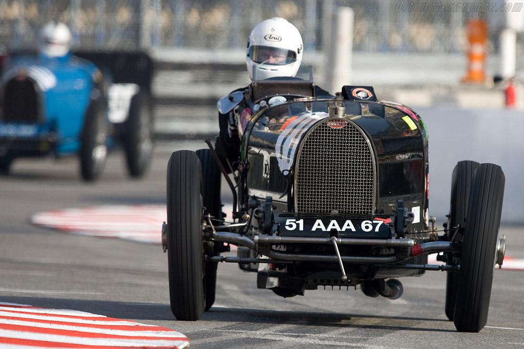 Bugatti Type 35/51    - 2008 Monaco Historic Grand Prix
