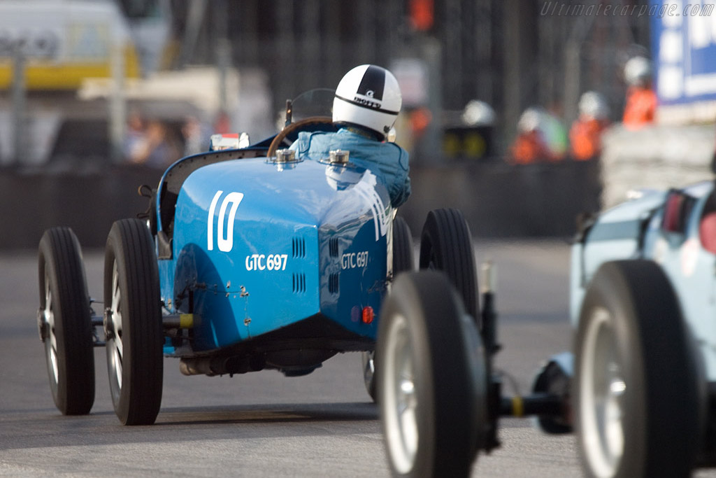 Bugatti Type 35B   - 2008 Monaco Historic Grand Prix