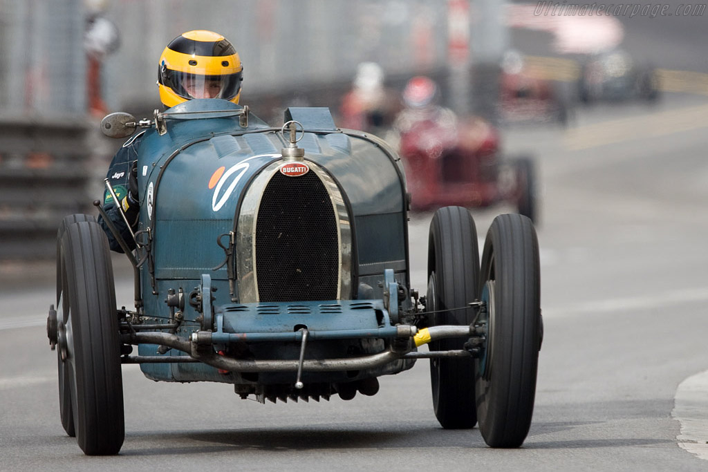 Bugatti Type 35T    - 2008 Monaco Historic Grand Prix