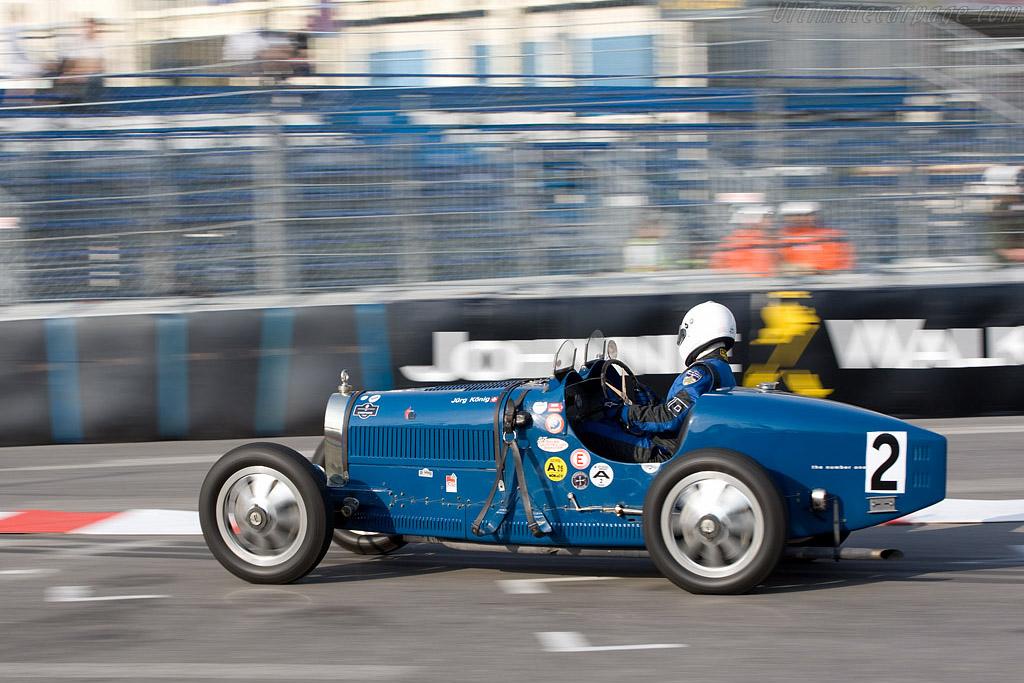 Bugatti Type 37A    - 2008 Monaco Historic Grand Prix