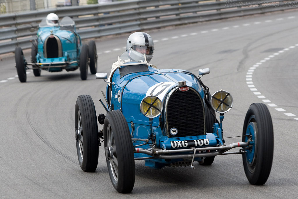 Bugatti Type 51 - Chassis: 51154   - 2008 Monaco Historic Grand Prix