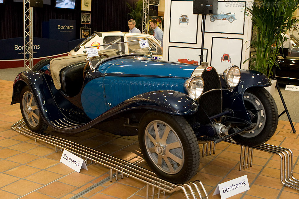 Bugatti Type 55 Super Sport - Chassis: 55208   - 2008 Monaco Historic Grand Prix
