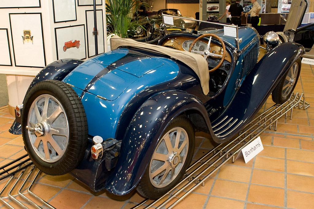 Bugatti Type 55 Super Sport - Chassis: 55208   - 2008 Monaco Historic Grand Prix