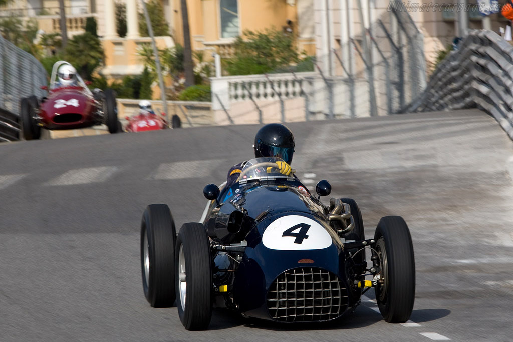 Connaught A-Type - Chassis: A8   - 2008 Monaco Historic Grand Prix