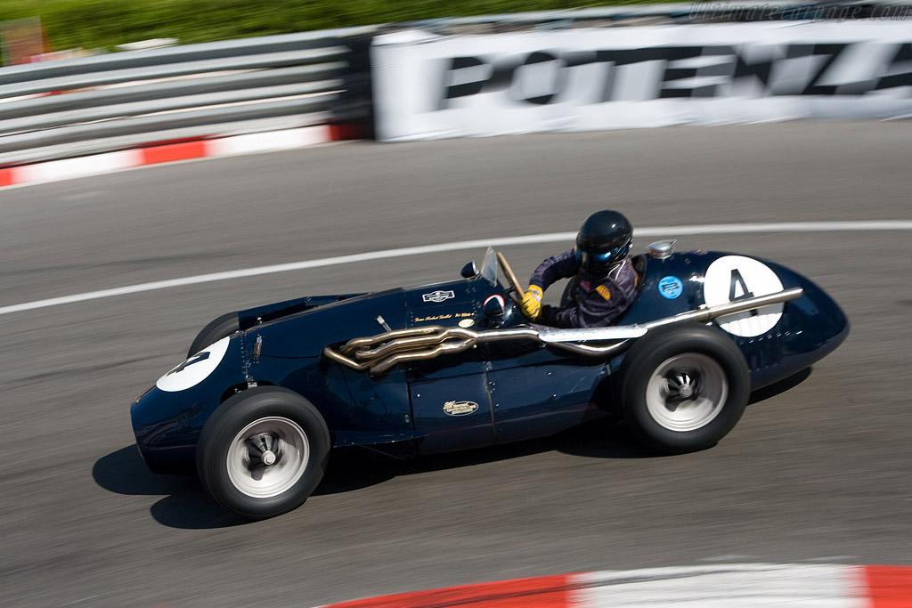 Connaught A-Type - Chassis: A8   - 2008 Monaco Historic Grand Prix