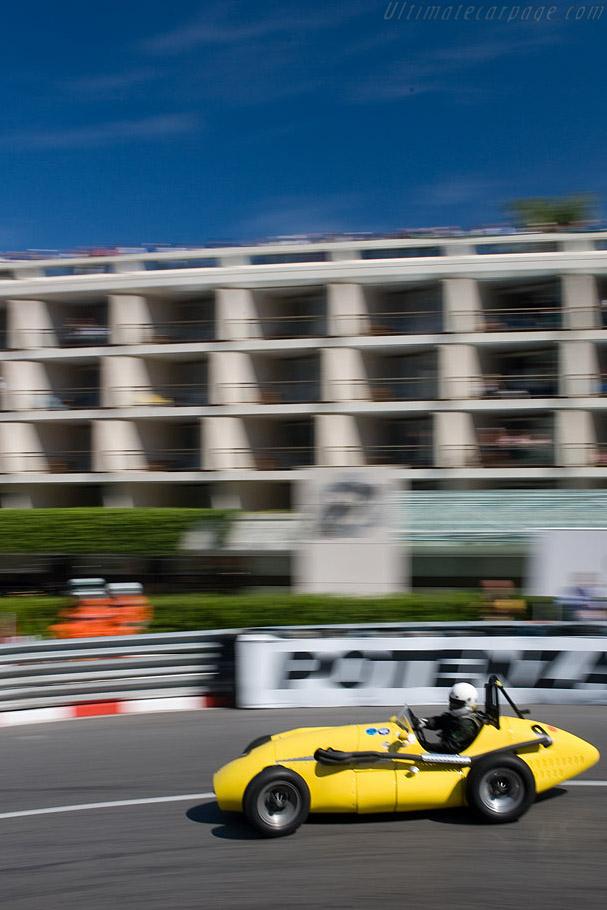 Connaught A-Type - Chassis: A4   - 2008 Monaco Historic Grand Prix
