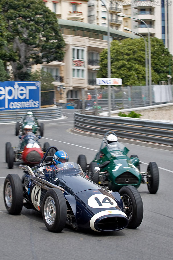 Connaught B-Type - Chassis: B4   - 2008 Monaco Historic Grand Prix