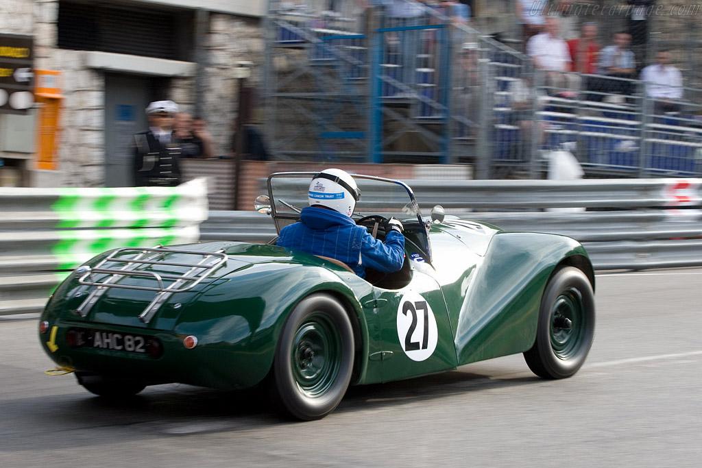 Connaught L2    - 2008 Monaco Historic Grand Prix