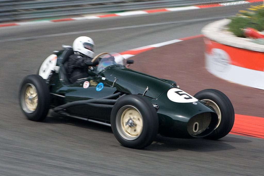 Cooper Alta    - 2008 Monaco Historic Grand Prix