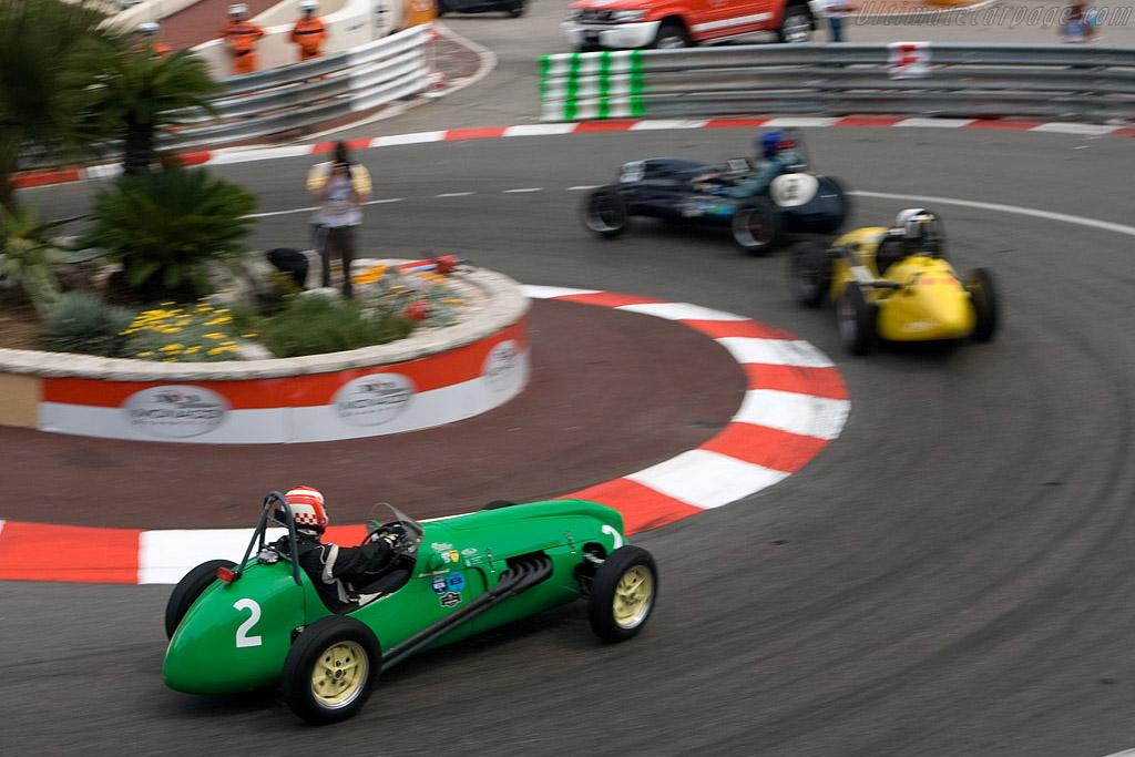 Cooper T23 Bristol    - 2008 Monaco Historic Grand Prix