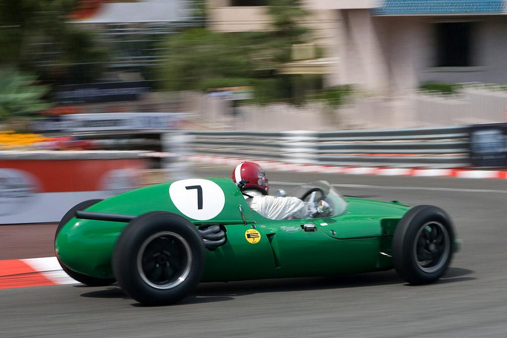 Cooper T45    - 2008 Monaco Historic Grand Prix