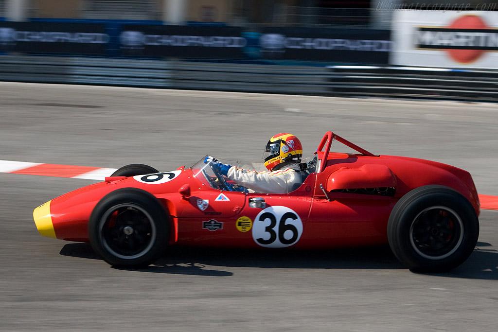 Cooper T51    - 2008 Monaco Historic Grand Prix