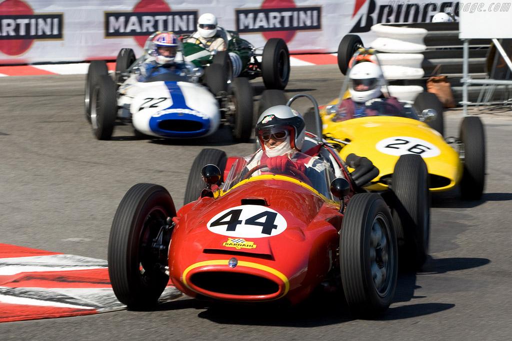 Cooper T51 Maserati    - 2008 Monaco Historic Grand Prix