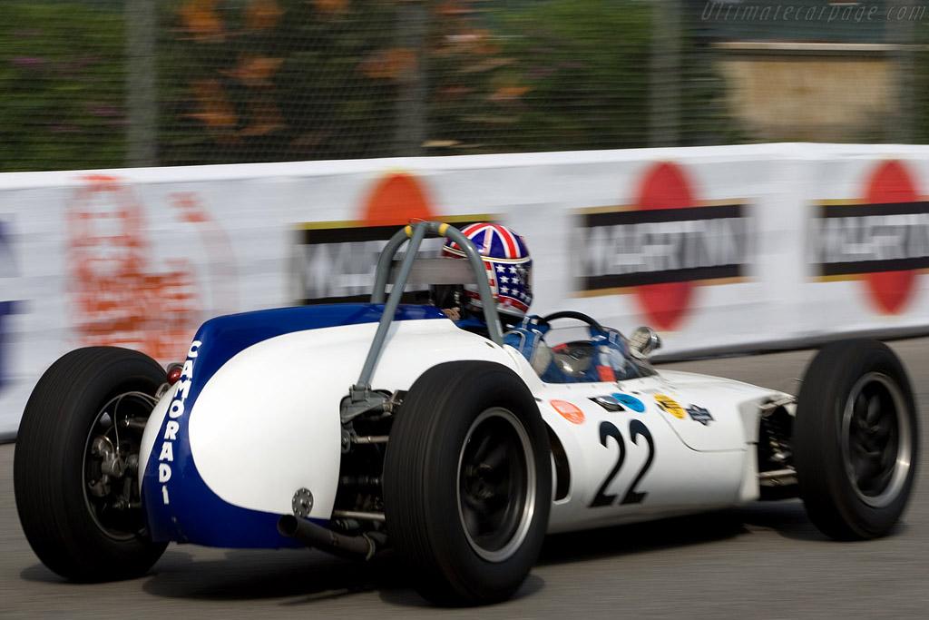 Cooper T53    - 2008 Monaco Historic Grand Prix