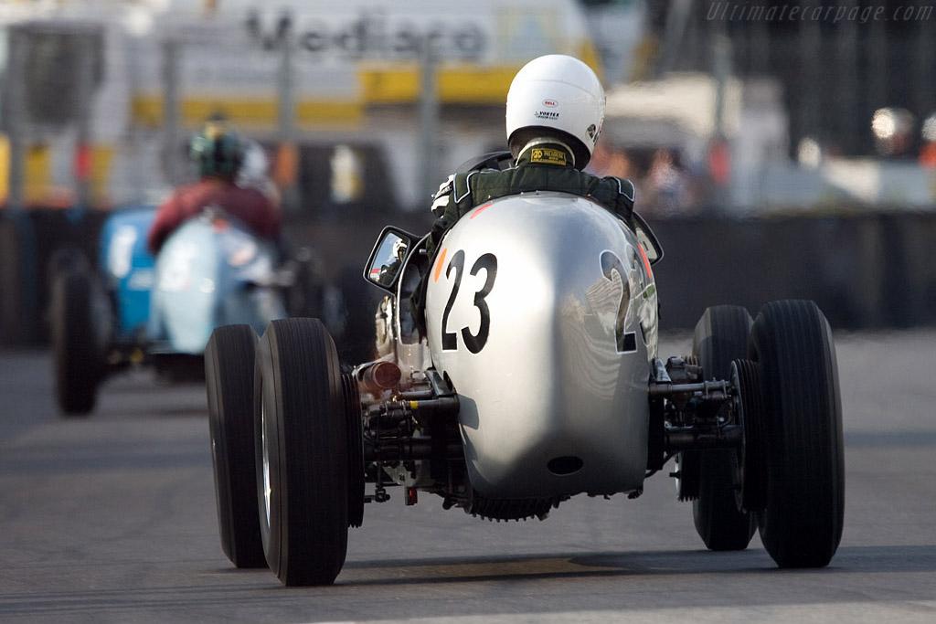 ERA R11B - Chassis: R11B   - 2008 Monaco Historic Grand Prix