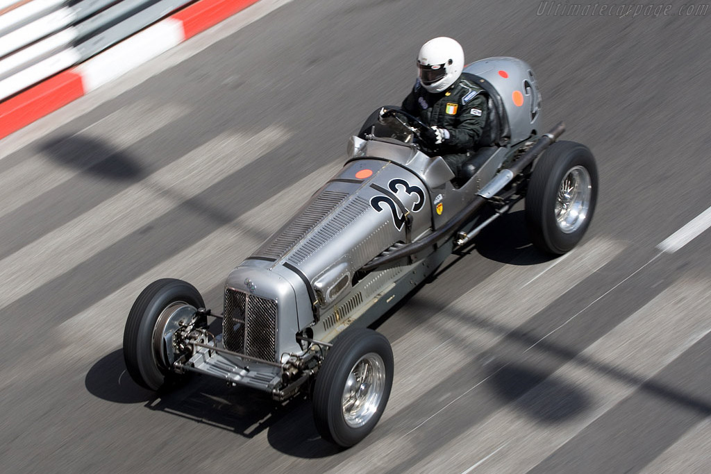 ERA R11B - Chassis: R11B   - 2008 Monaco Historic Grand Prix