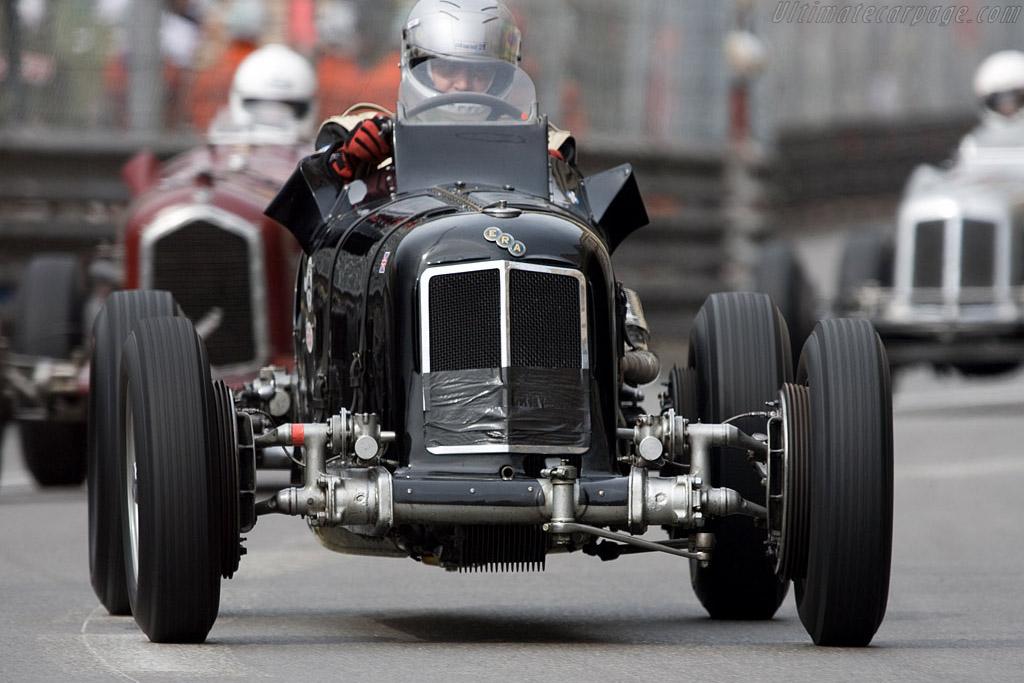 ERA R4D - Chassis: R4D   - 2008 Monaco Historic Grand Prix