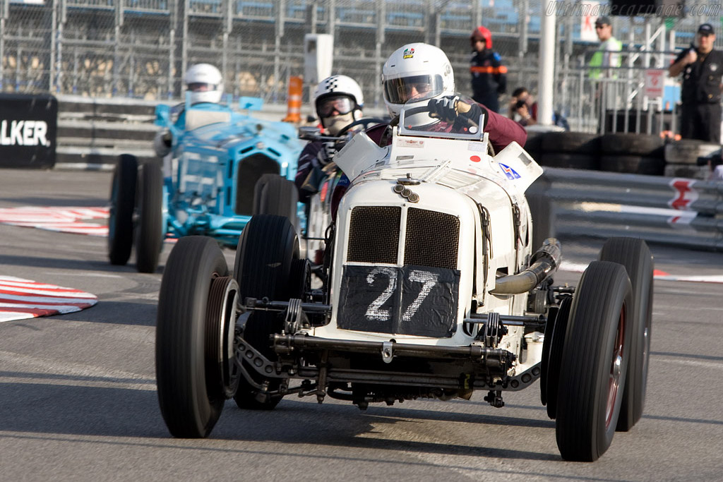 ERA R9B - Chassis: R9B   - 2008 Monaco Historic Grand Prix