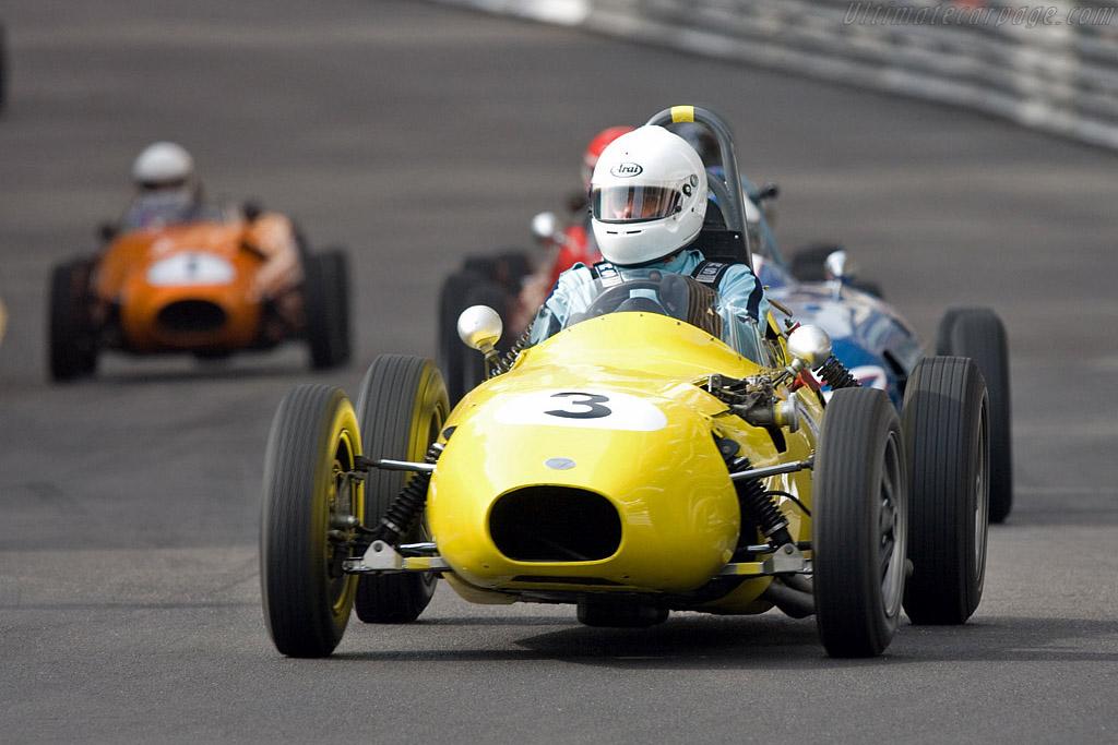 Elva 100    - 2008 Monaco Historic Grand Prix
