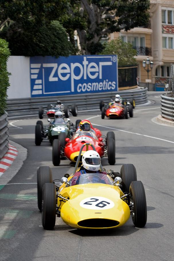 Emeryson F1    - 2008 Monaco Historic Grand Prix