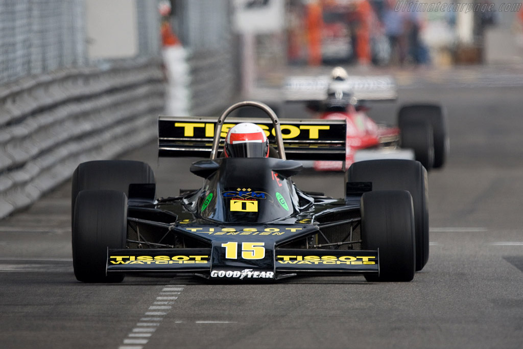 Ensign N175 - Chassis: MN04   - 2008 Monaco Historic Grand Prix