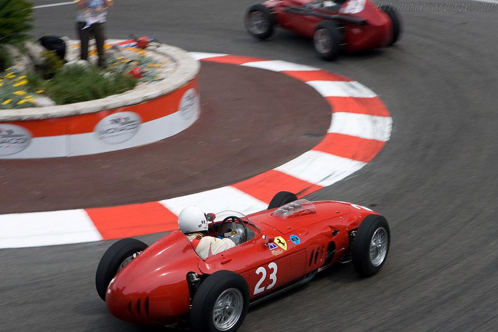 Ferrari 246 Dino F1 - Chassis: 0007   - 2008 Monaco Historic Grand Prix