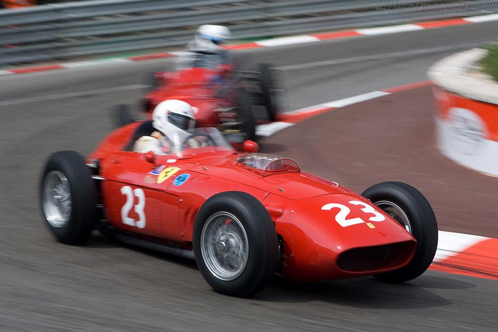 ferrari 246 dino f1 chassis 0007 2008 monaco historic grand prix. Black Bedroom Furniture Sets. Home Design Ideas