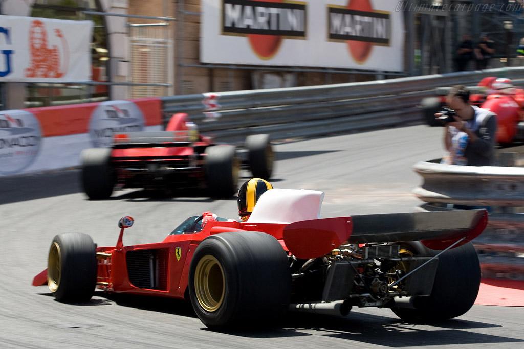 Ferrari 312 B3 Spazzaneve - Chassis: 009   - 2008 Monaco Historic Grand Prix