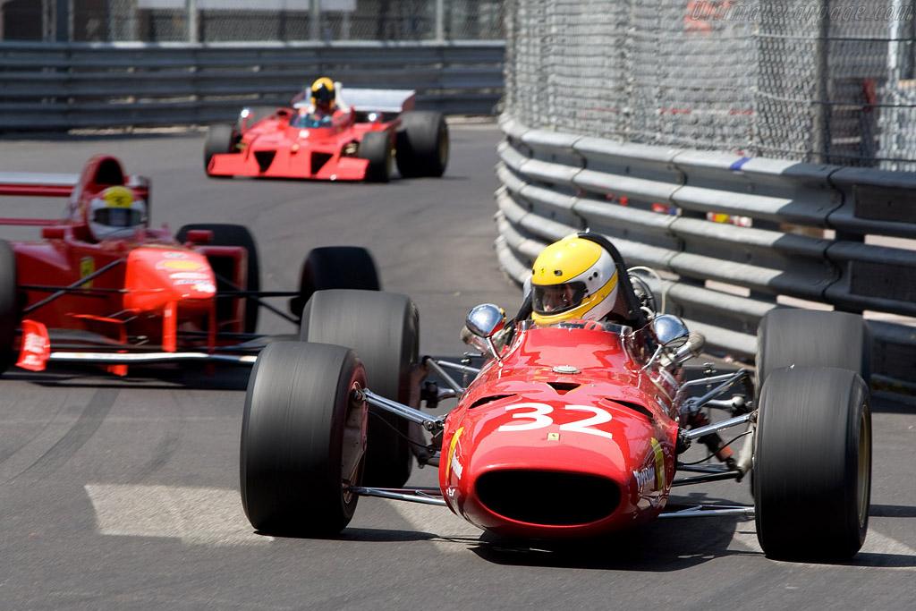 Ferrari 312 F1 - Chassis: 0007   - 2008 Monaco Historic Grand Prix