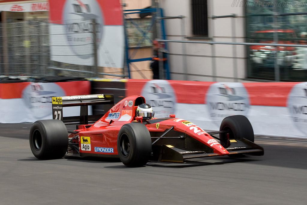 Ferrari 643    - 2008 Monaco Historic Grand Prix