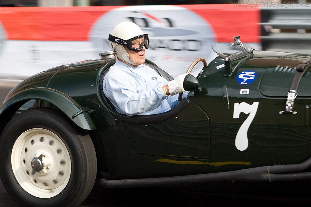 Frazer Nash Le Mans Replica - Chassis: 421/100/119 - Driver: Stirling Moss  - 2008 Monaco Historic Grand Prix