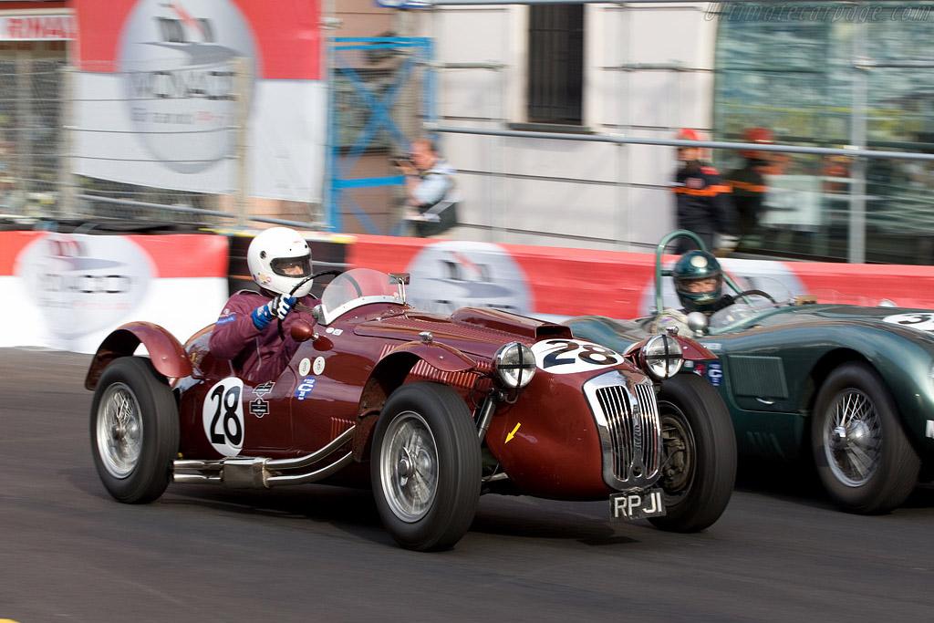 Frazer Nash Le Mans Replica Mk2 - Chassis: 421/200/170   - 2008 Monaco Historic Grand Prix