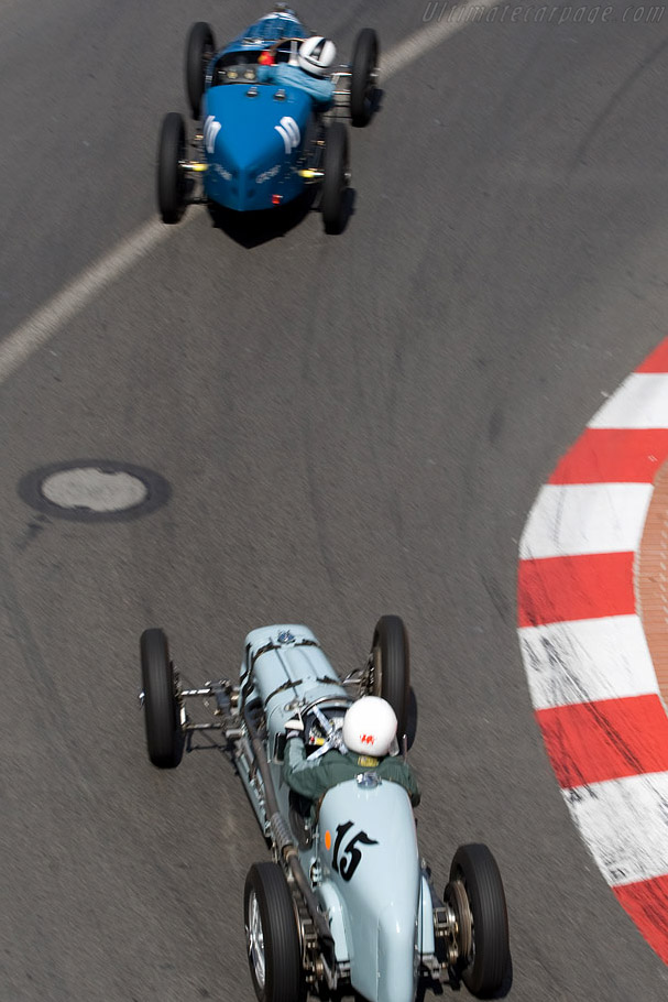 Frazer Nash Monoplace    - 2008 Monaco Historic Grand Prix