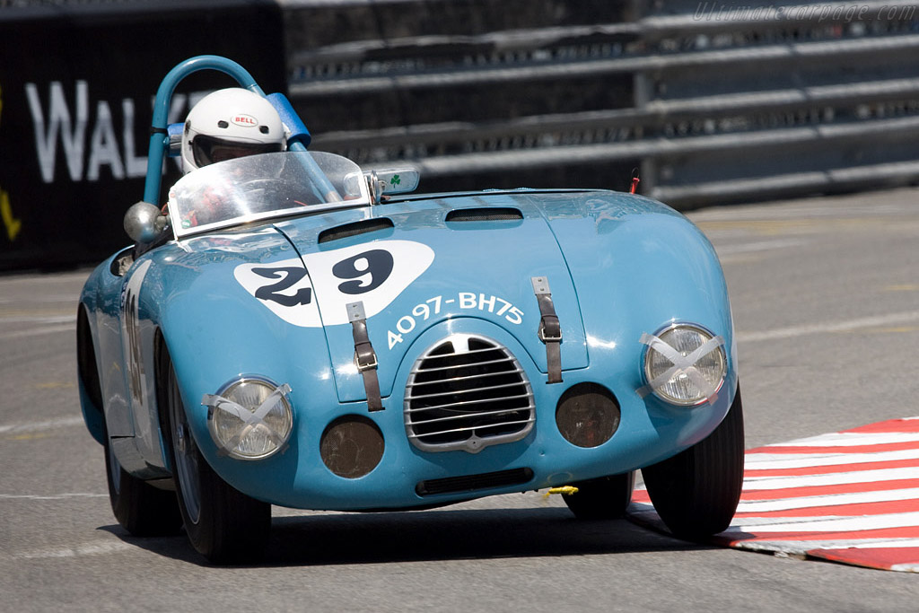 Gordini 23 S    - 2008 Monaco Historic Grand Prix