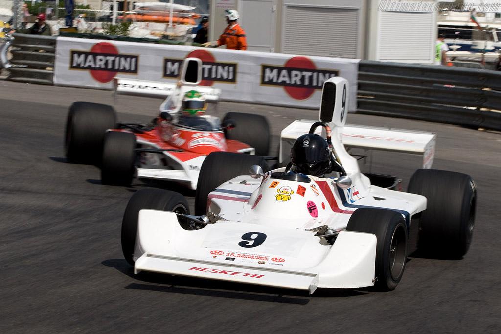Hesketh 308    - 2008 Monaco Historic Grand Prix
