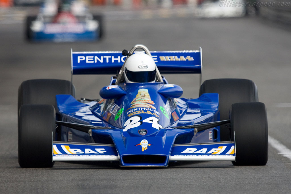 Hesketh 308E - Chassis: 308E / 1   - 2008 Monaco Historic Grand Prix