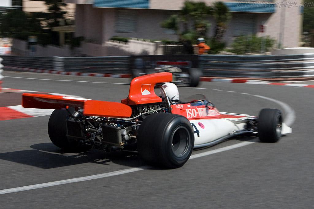 Iso-Marlboro FX3B - Chassis: FX3/2   - 2008 Monaco Historic Grand Prix