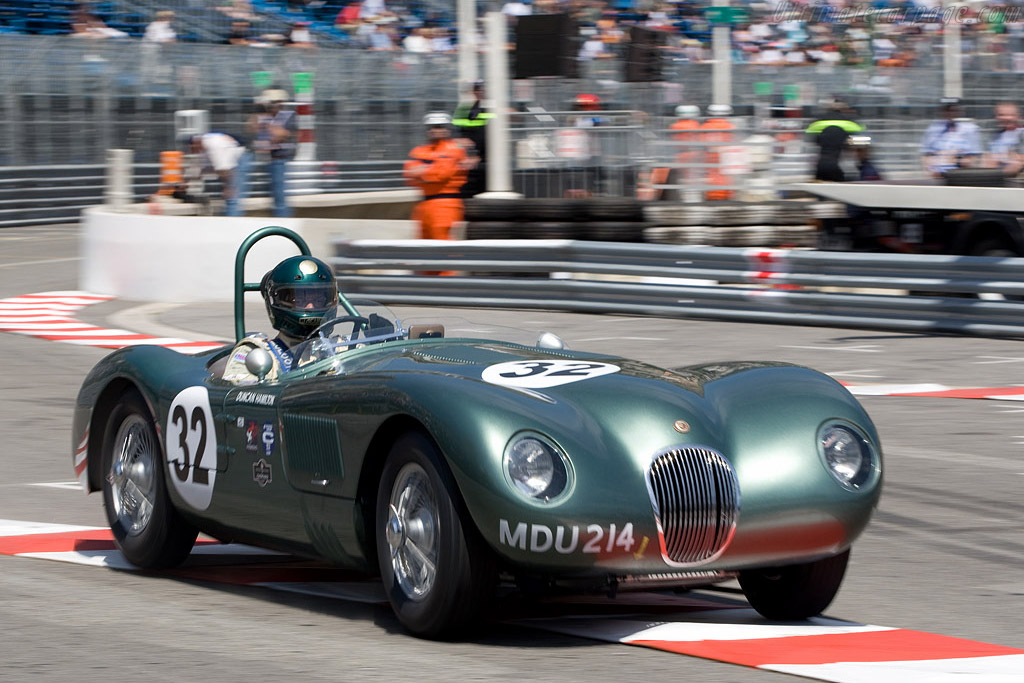 Jaguar C-Type - Chassis: XKC 004   - 2008 Monaco Historic Grand Prix