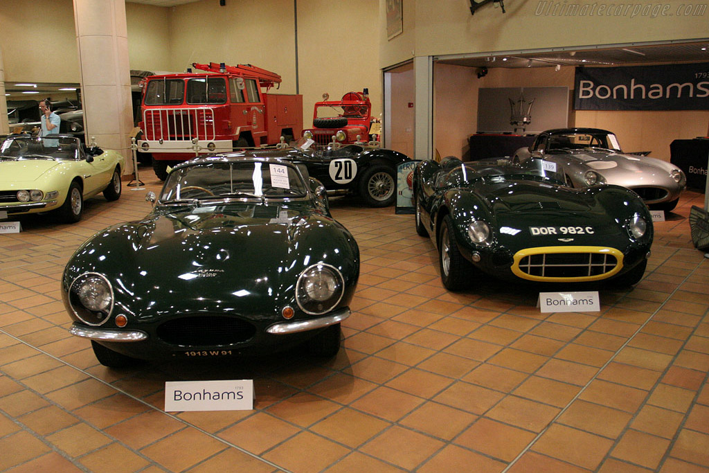 Jaguar XK-SS Replica - Chassis: 1E1944   - 2008 Monaco Historic Grand Prix