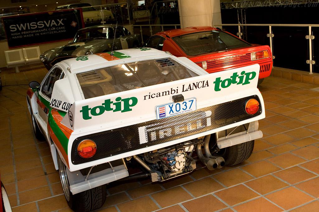 Lancia 037 - Chassis: ZLA151AR0 00000178   - 2008 Monaco Historic Grand Prix
