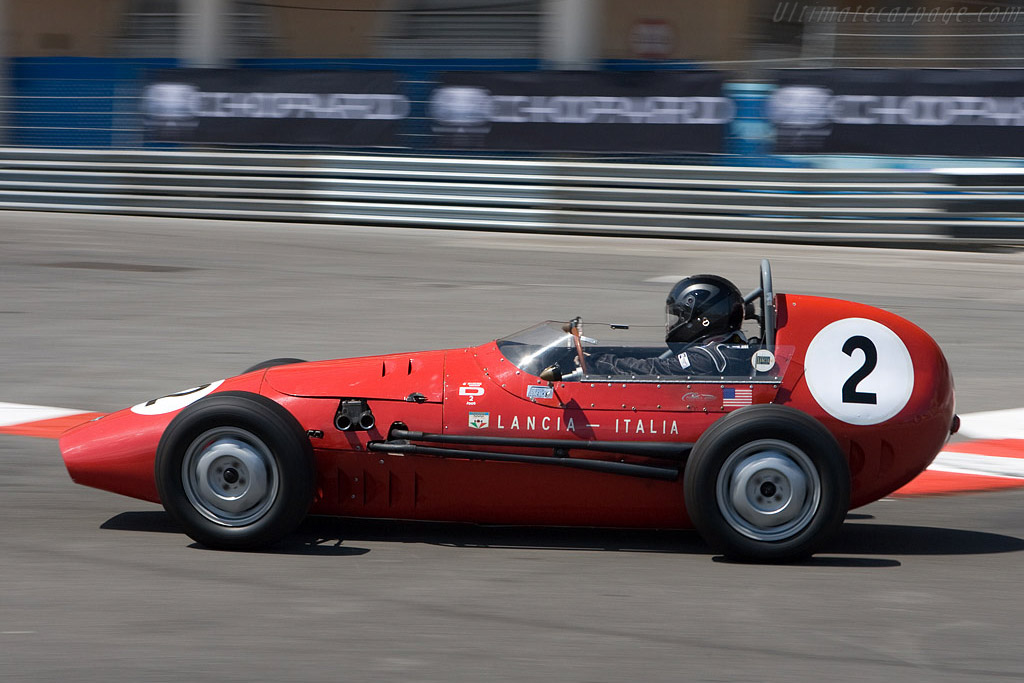 Lancia-Dragada FJ    - 2008 Monaco Historic Grand Prix