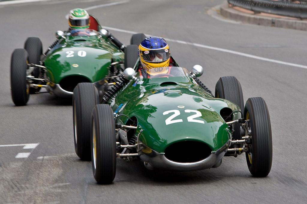 Lotus 16 - Chassis: 364   - 2008 Monaco Historic Grand Prix