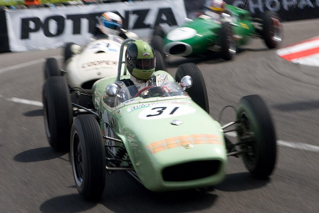 Lotus 18    - 2008 Monaco Historic Grand Prix