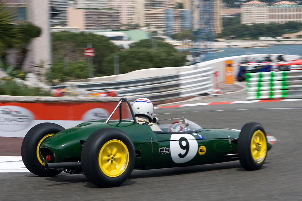 Lotus 21    - 2008 Monaco Historic Grand Prix