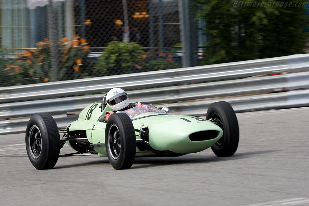 Lotus 24    - 2008 Monaco Historic Grand Prix