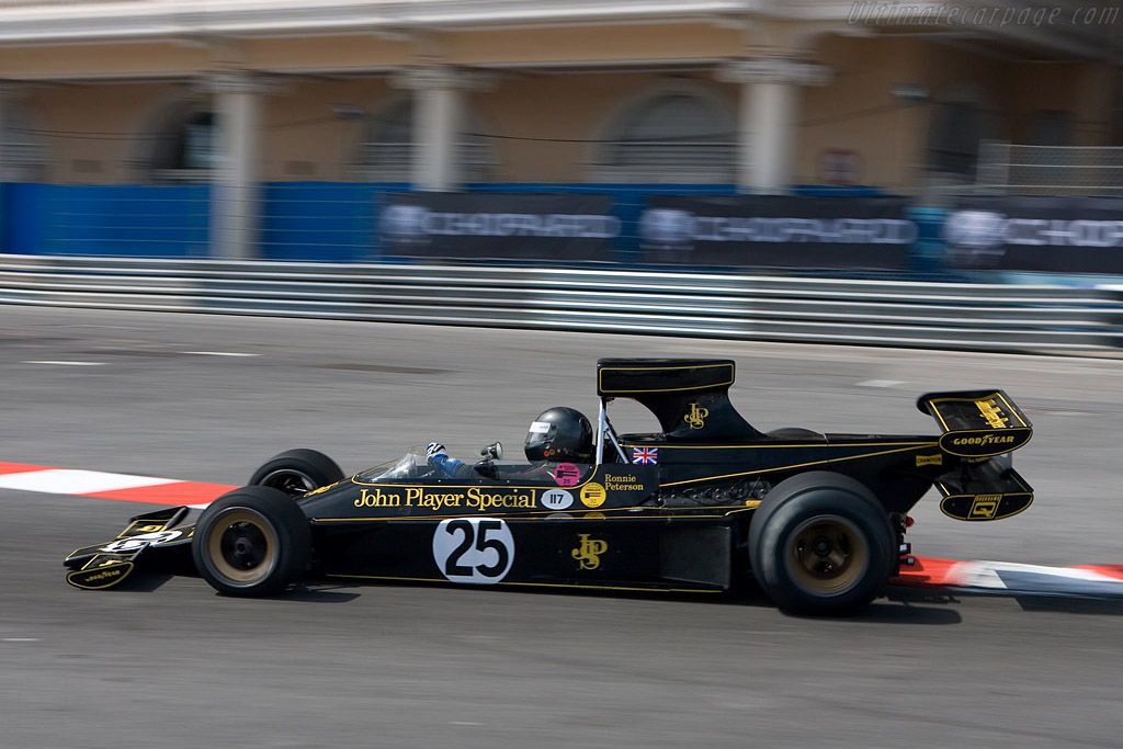 Lotus 76    - 2008 Monaco Historic Grand Prix