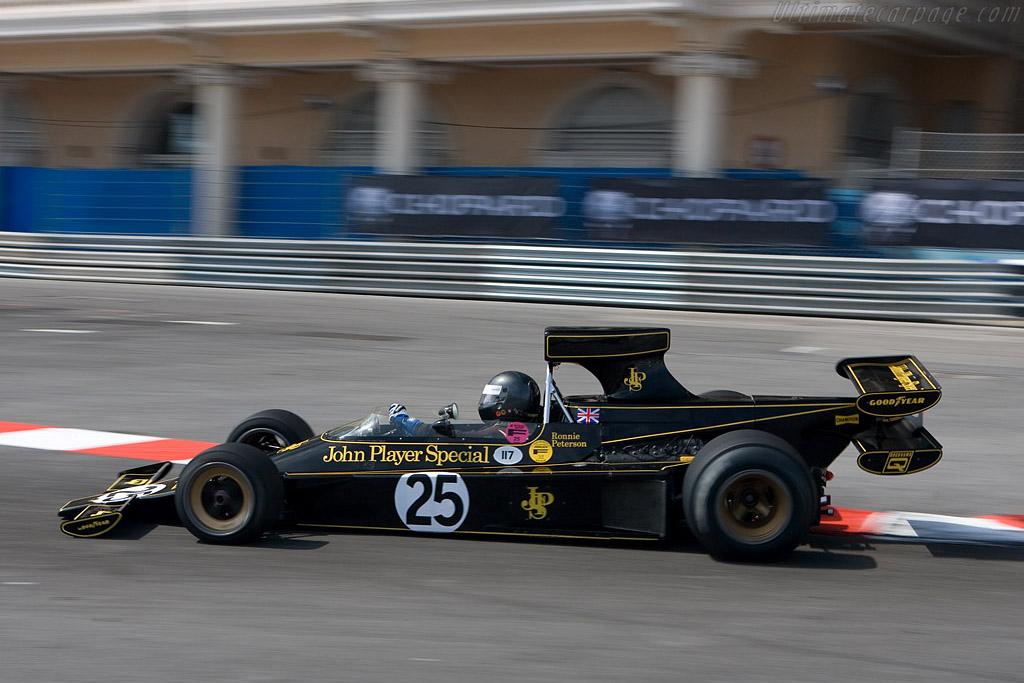 Lotus 76    - 2008 Monaco Historic Grand Prix