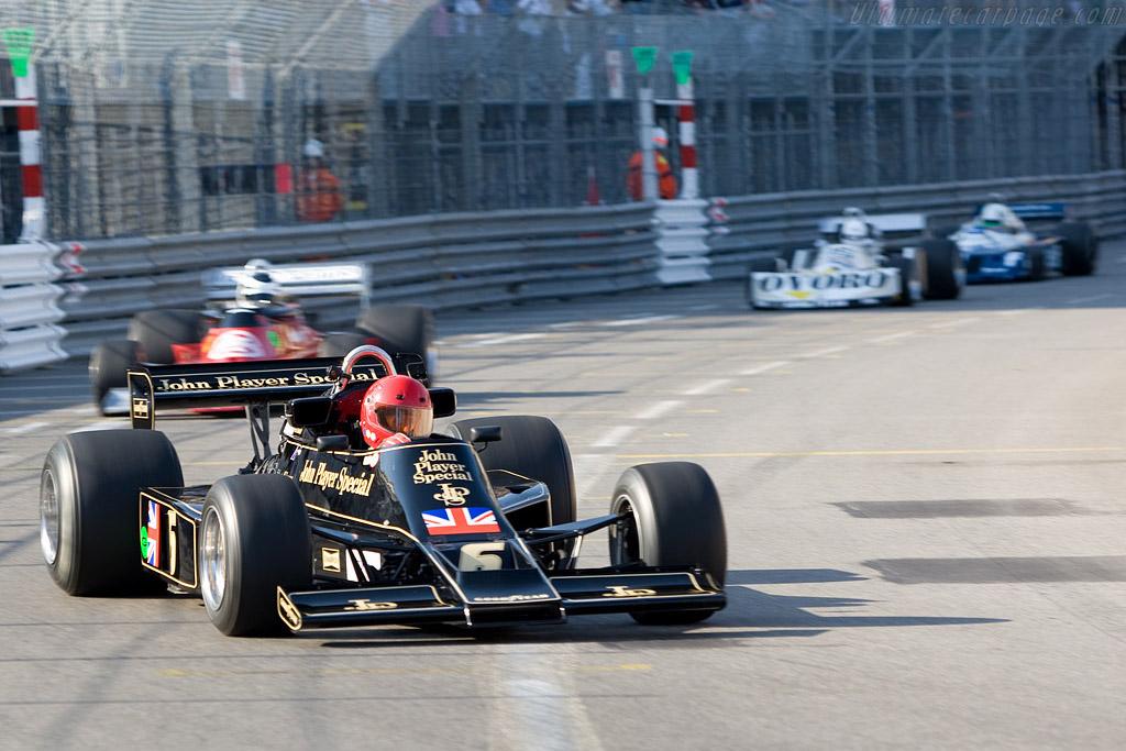 Lotus 77    - 2008 Monaco Historic Grand Prix